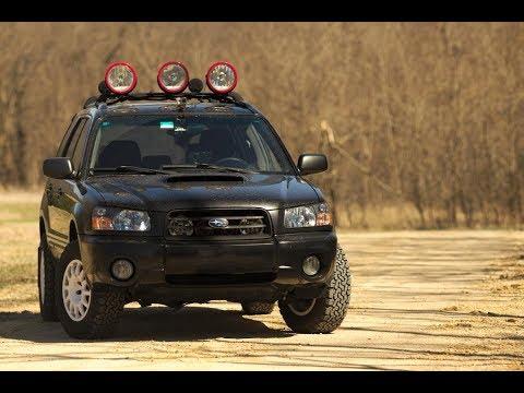 Subaru Forester XT Rally Sleeper Onboard Gravel - PURE SOUND