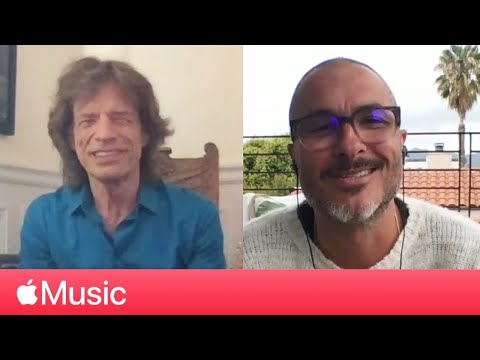 Mick Jagger: New Rolling Stones Music, The Beatles and Performing Live | Apple Music