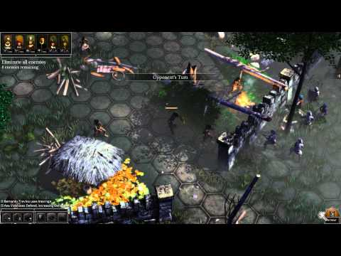 """Let's Play """"Expeditions: Conquistador"""" Part 029 - The Fortress In The Forest"""