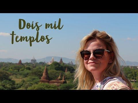 Marina na Ásia 6: templos milenares do Mianmar