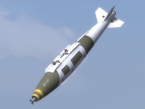 DCS: World A-10C Warthog - Bombing GBU-31 - Бомбометание с кабрирования