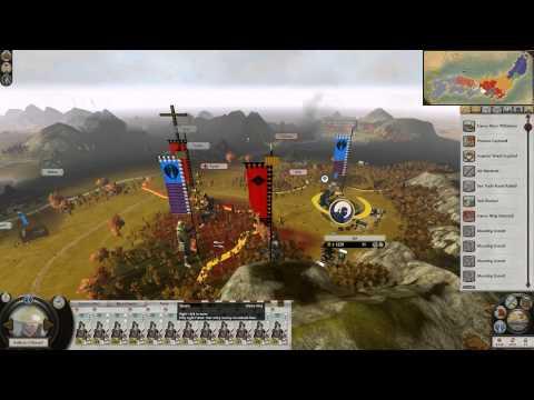 Shogun 2 Total War: Otomo Clan Part 22 - Finishing off Takeda & Future plans. |