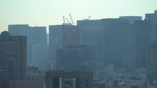 (仮称)神田錦町二丁目計画(東京電機大学旧神田校舎跡地再開発)の建設状況(2018年12月1日) thumbnail
