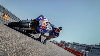 MotoGP™ Lean Angle Experience