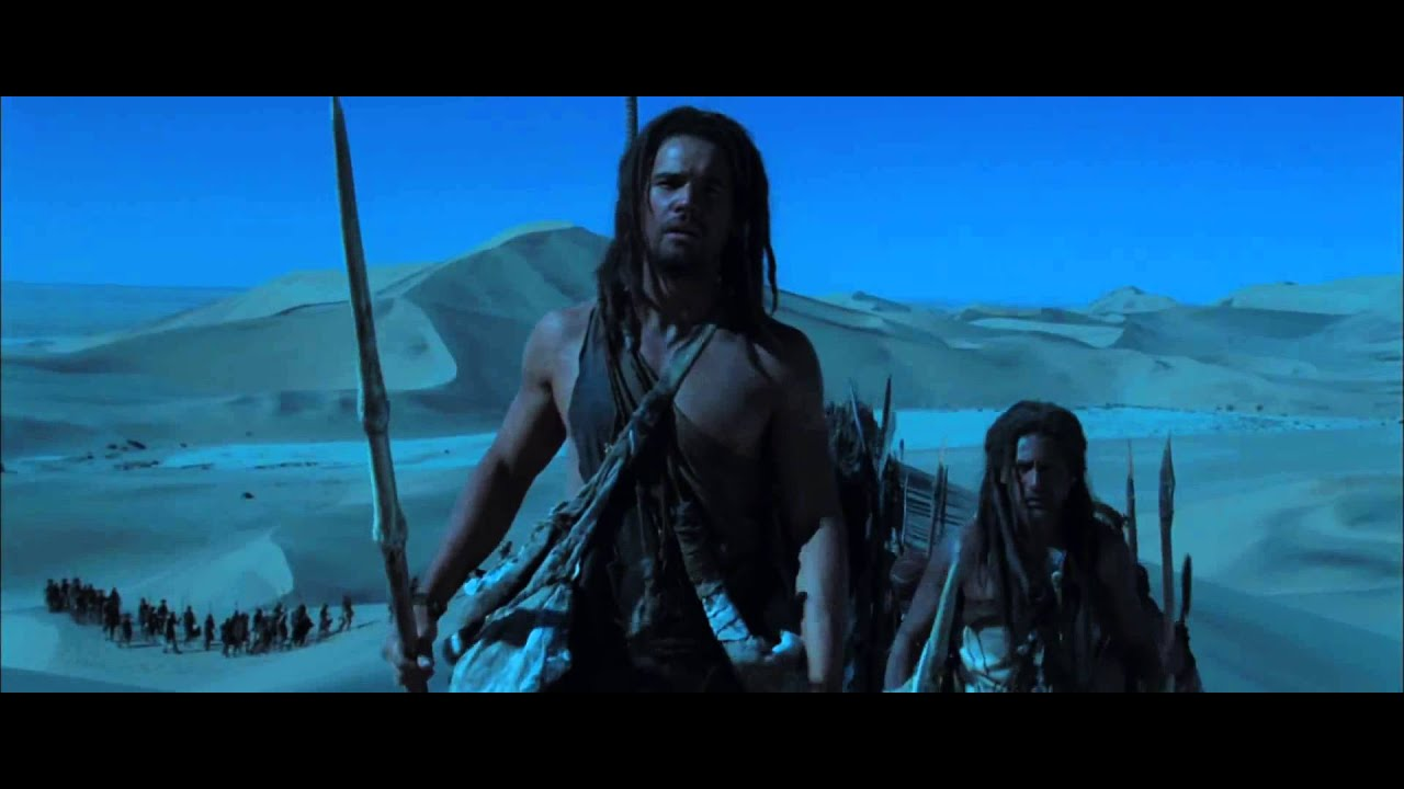 Official Trailer 10 000 Bc 2008