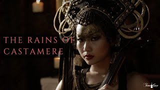 The Rains of Castamere - Tina Guo