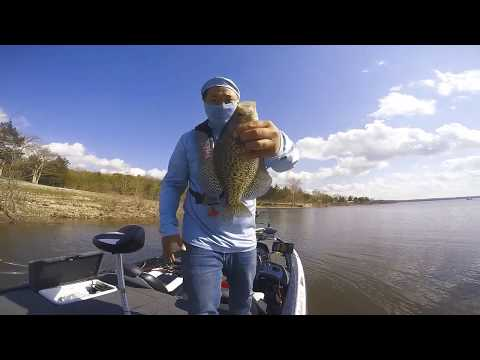 Crappie Fishing At Pomme De Terre Lake