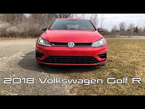 Real World Review 2018 Mk 7.5 Volkswagen Golf R