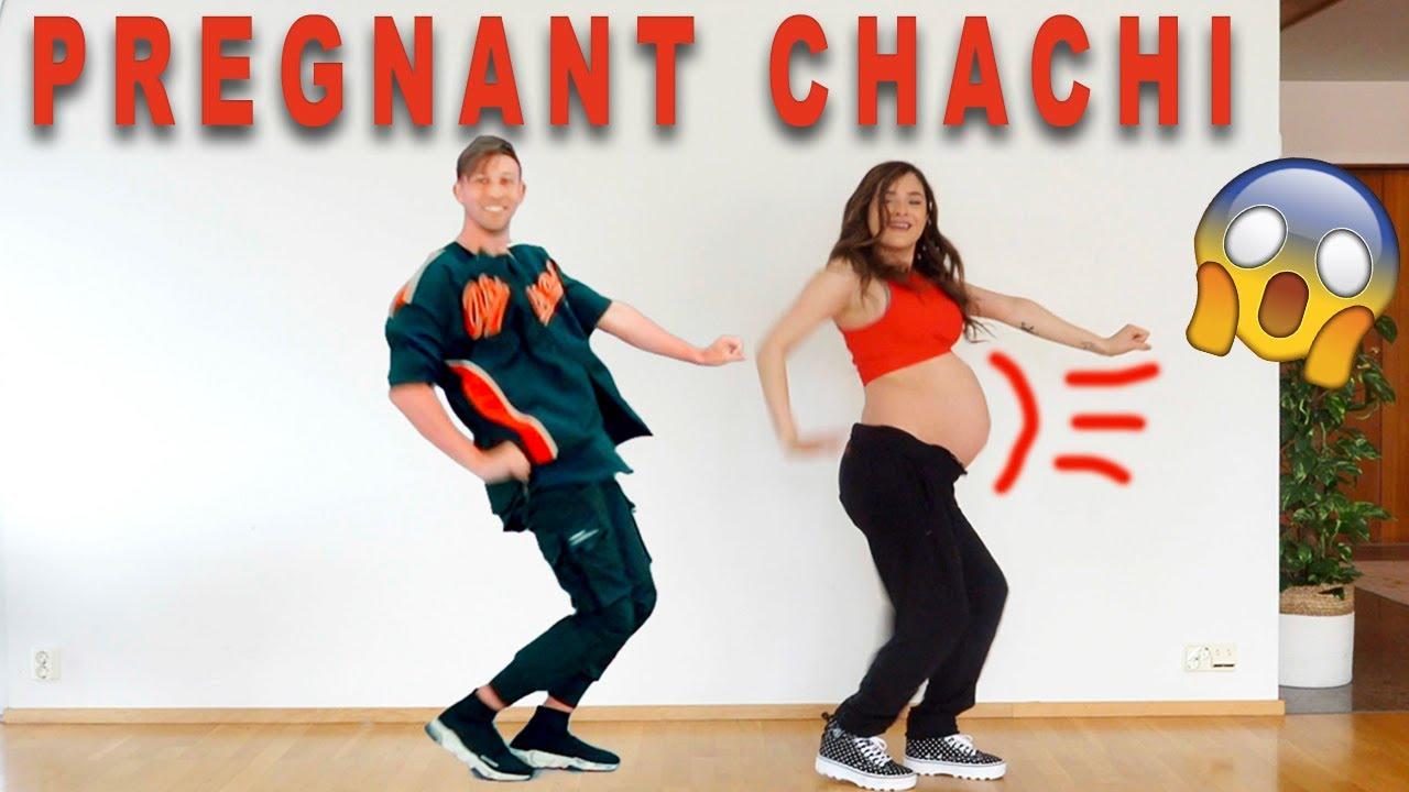 """""""MONTERO"""" Dance with PREGNANT Chachi! 😱"""