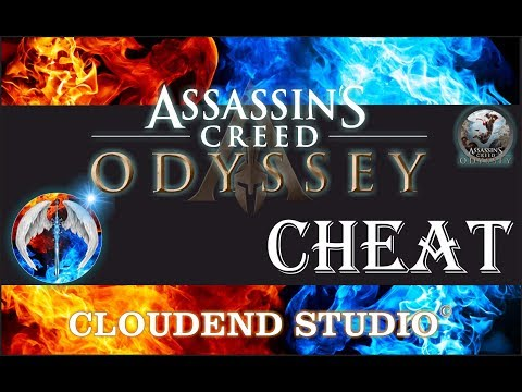 ASSASSIN'S CREED ODYSSEY [Work With The VER. 1.5.1] Cheats, Trainer, Mod, Unlocks All, 100% WORK!
