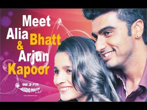 Alia Bhatt And Arjun Kapoor In A Candid Conversation About Their Upcoming Movie 2 States