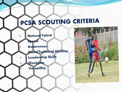 Pretoria City Sports Academy Sponsorship Proposal