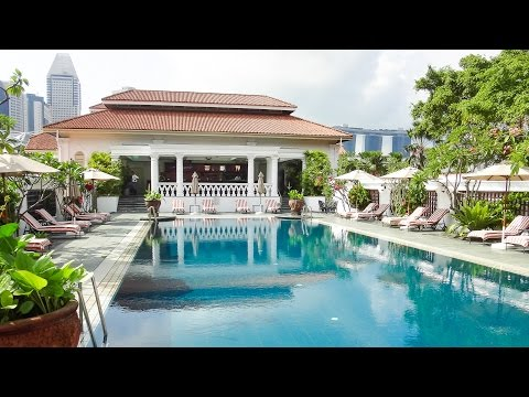 Top 10 Best Hotels In Singapore