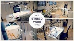 NAIL SALON / STUDIO TOUR 2018