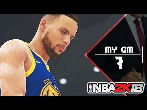 [MyGM]: GROSSER DAVID GEGEN GOLIATH - NBA 2K18 [007] - Lets Play | Maxx | Deutsch