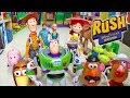 TOY STORY 3 Vídeos De Juegos De Caricaturas De Disney Para Niños En Español - Rush Disney #5