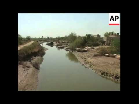 Iran sends fresh water to Iraq amid fears over shortages