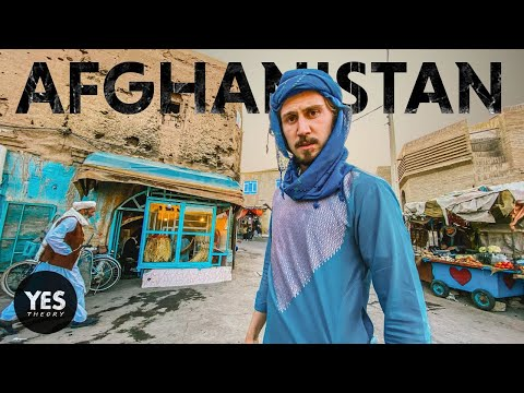 96 Hours Inside Afghanistan in 2020