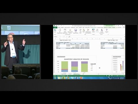 How to Build Miracles with Microsoft Excel and Salesforce