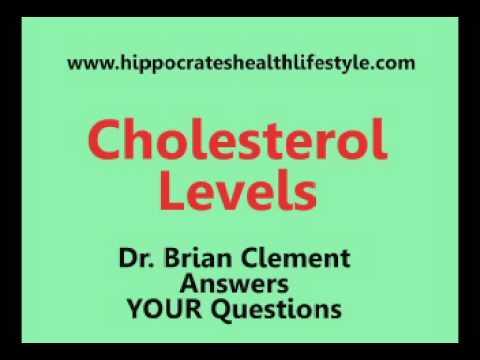 Cholesterol Level up on Hippocrates Program?