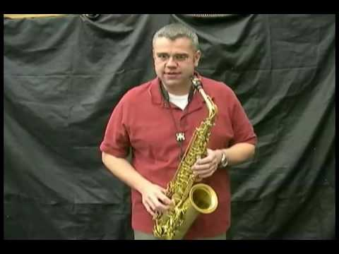 Importance of ScalesSaxophone and Improv Lesson