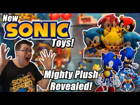 Toy Fair 2020: New Jakks Pacific & Diamond Select Sonic Toys Revealed!