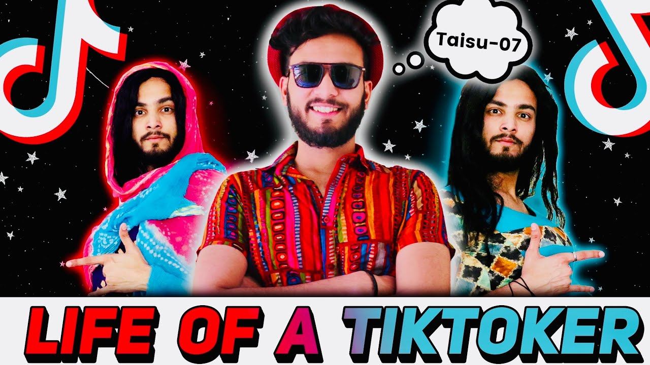 LIFE OF A TIKTOKER - ELVISH YADAV