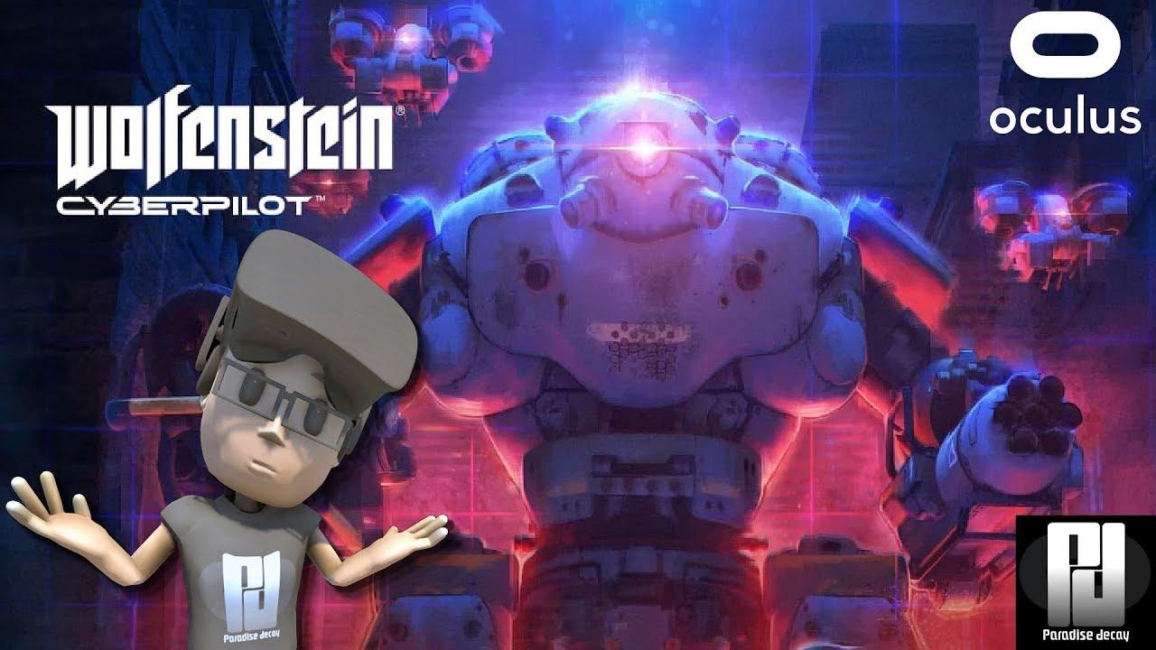 Steam Community :: Video :: Wolfenstein: Cyberpilot #VR
