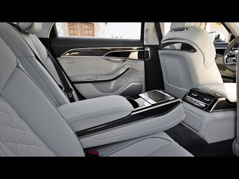 2020 Audi S8 - Luxury INTERIOR