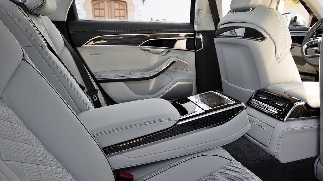 2020 Audi S8 - Luxury INTERIOR - YouTube
