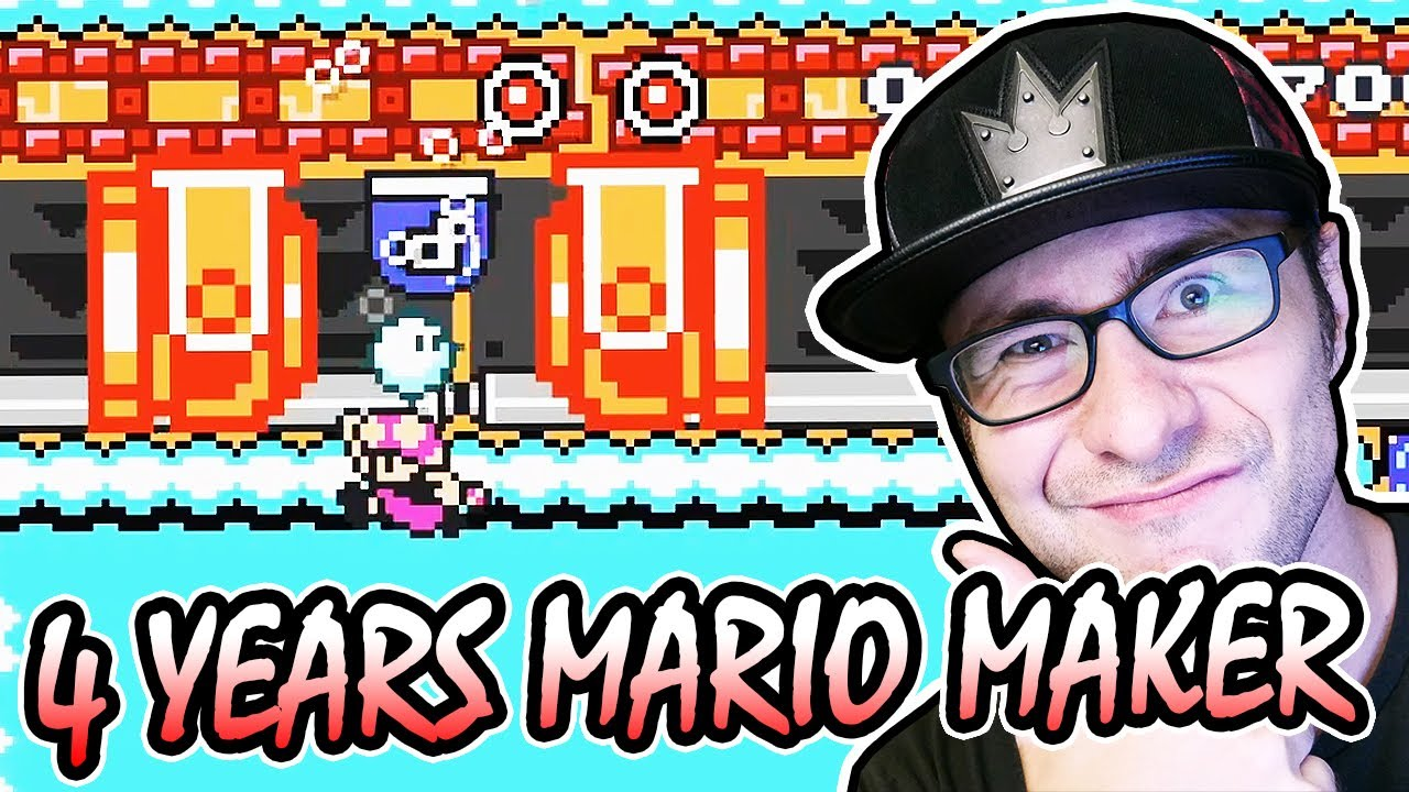4 Years of MARIO MAKER Event! [4YMM]