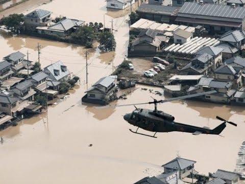 Japan flood death toll rises over 100; no Filipino casualties — DFA