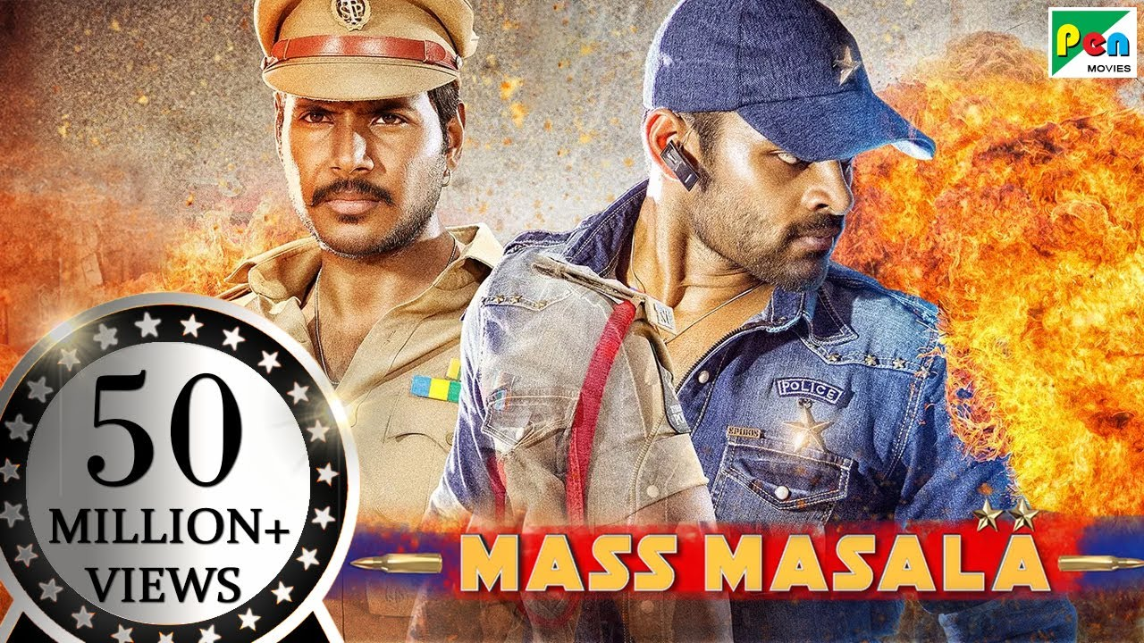 Mass Masala (2019) New Action Hindi Dubbed Movie | Nakshatram |Sundeep Kishan, Pragya Jaiswal