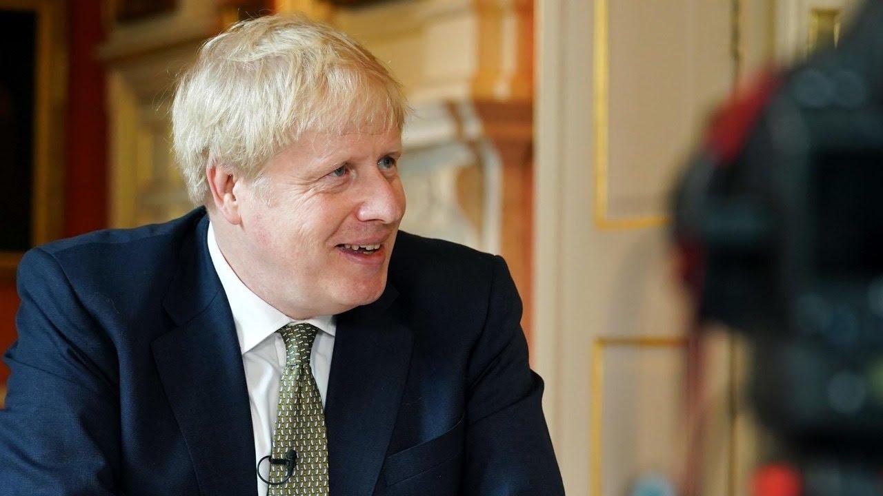 Prime Minister Boris Johnson hosts People's PMQs (10 July 2020)