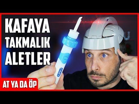 KAFAYA TAKMALIK ACAYİP ALETLER
