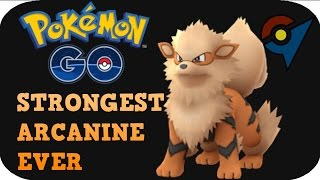 Baixar - Strongest Arcanine Ever With Perfect Ivs Pokemon Go Grátis