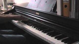 Theme from Tron Legacy Piano Solo Arrangement