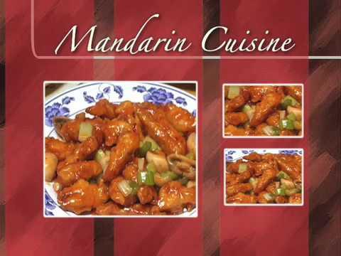 Fine Dining in Needham - Mandarin Cuisine