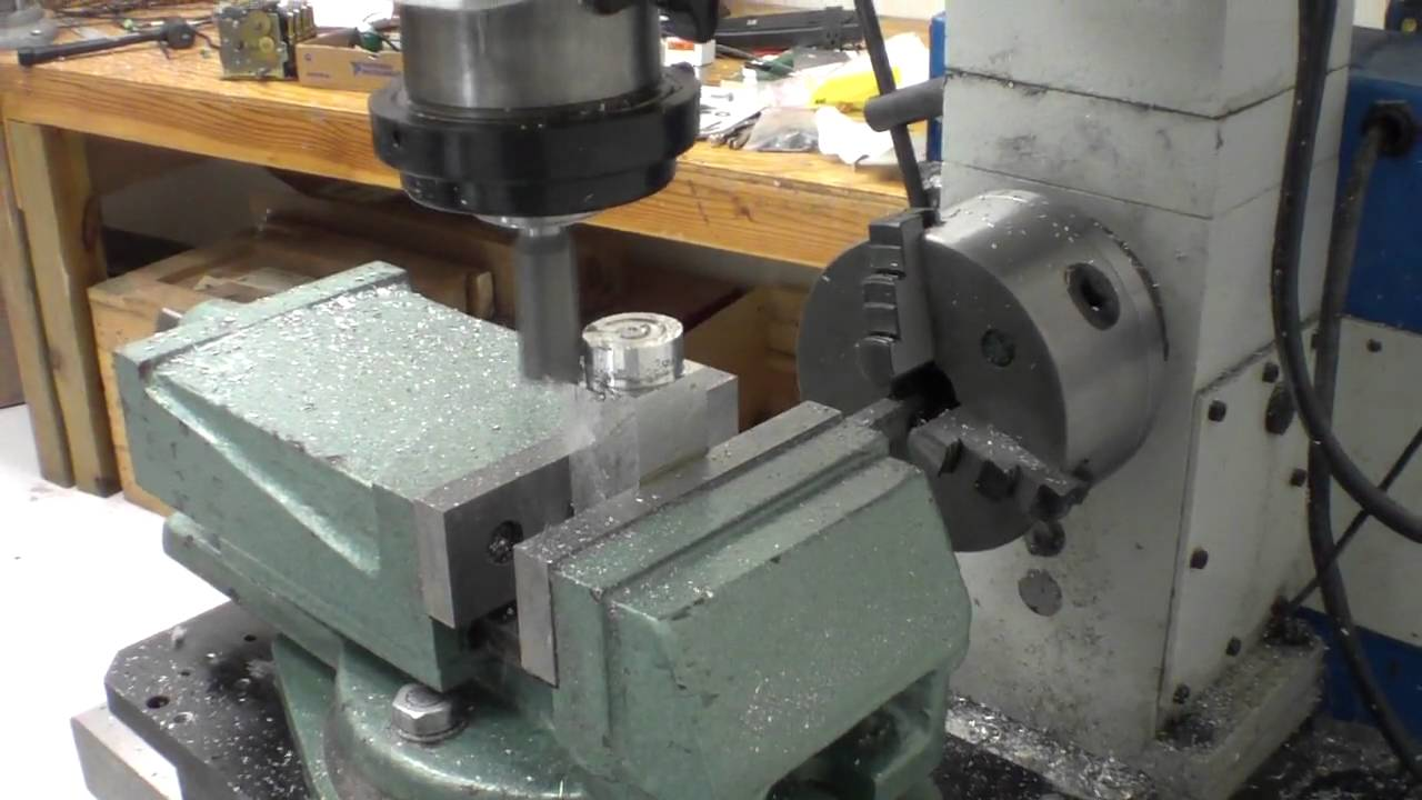 Cnc Mach3 Conversion Of Harbor Freight 3 In 1 Youtube