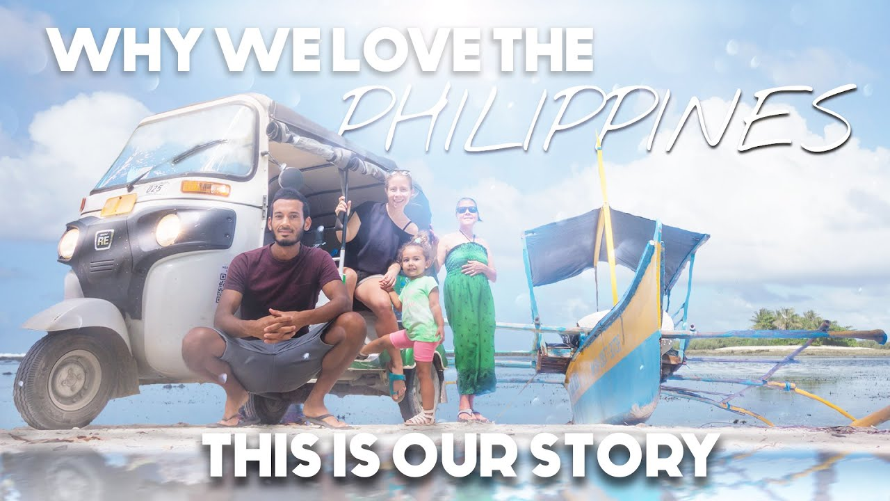 BRITISH FAMILY LOVE The PHILIPPINES First Impressions