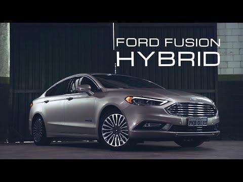 Ford Fusion Hybrid - Teste Webmotors