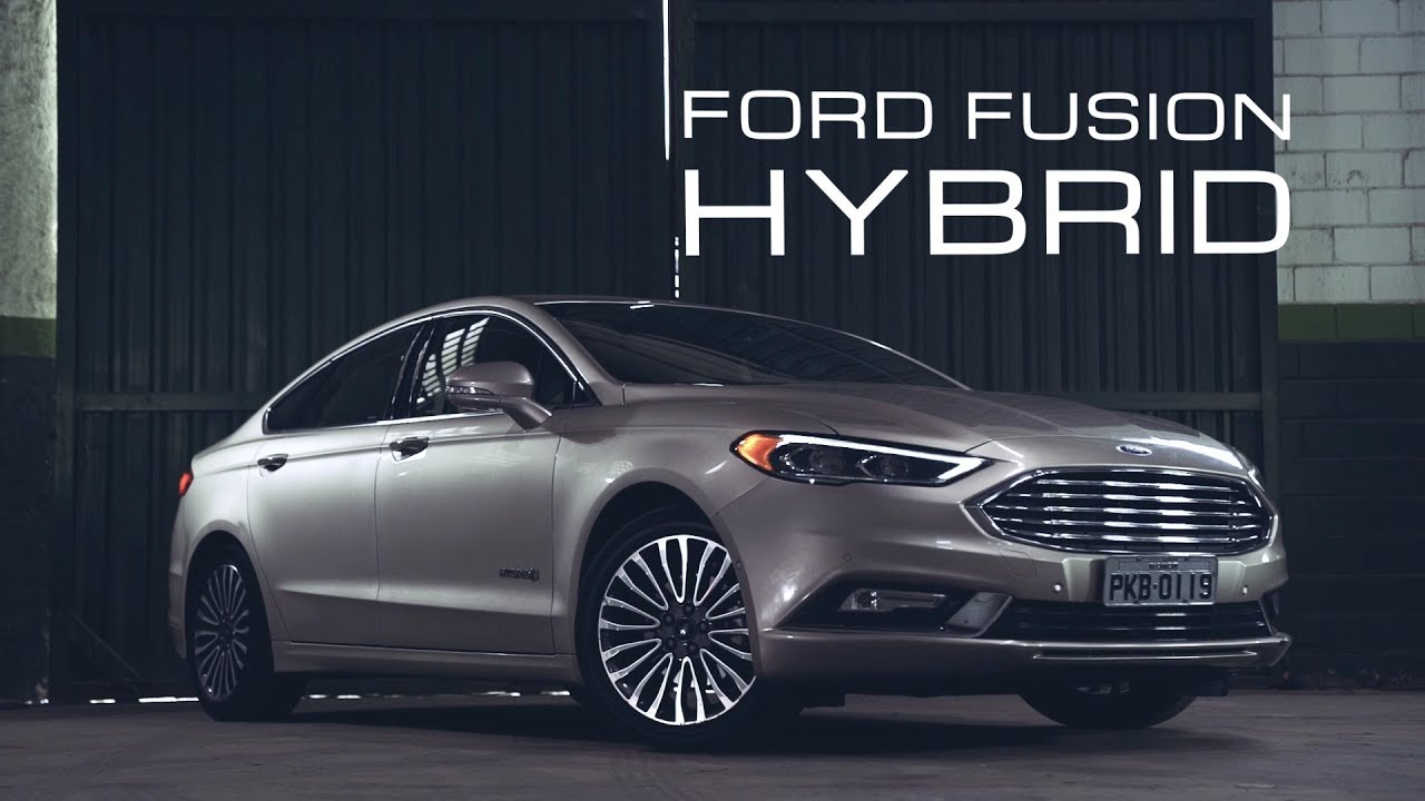 Ford Fusion Hybrid - Teste Webmotors - YouTube