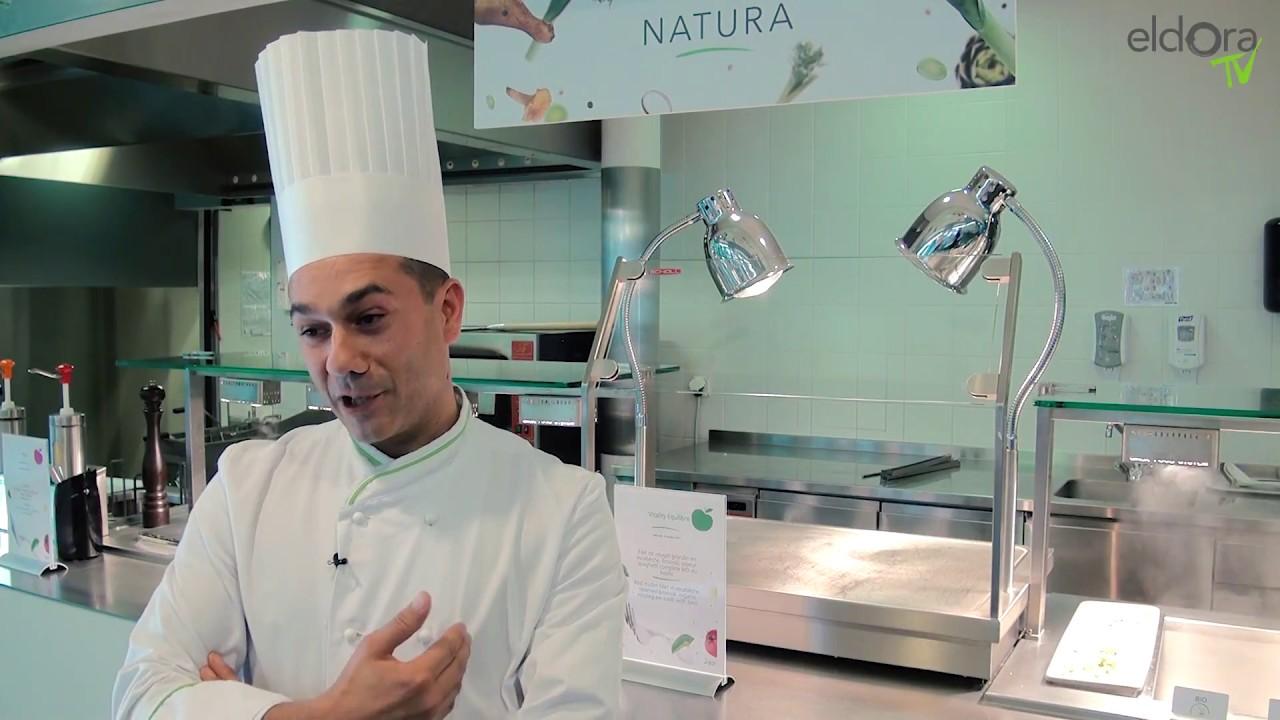 Interview d'Antonio Pais, Chef de cuisine à l'OMC à Genève