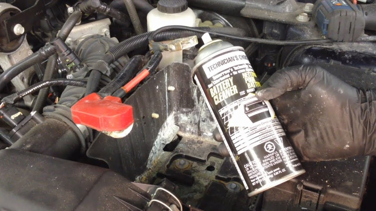 Car Battery Ford Explorer