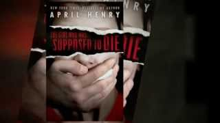 the girl who was supposed to die book trailer