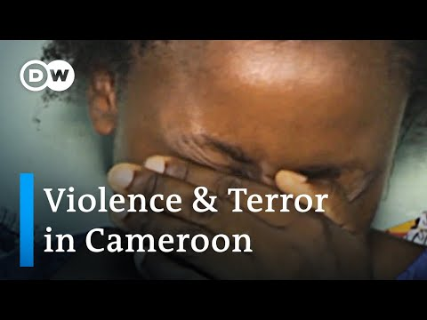 Cameroon separatists terrorize civilians to take control | DW News