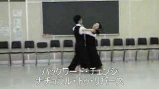 ヴェニーズワルツA社交ダンス初心者講習用動画 thumbnail