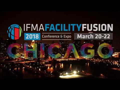 See you at IFMA Facility Fusion 2018 Chicago, IL