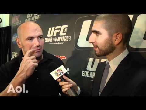 UFC 136: Dana White Talks UFC 136, Jon Jones, Spike TV Countering FOX Debut