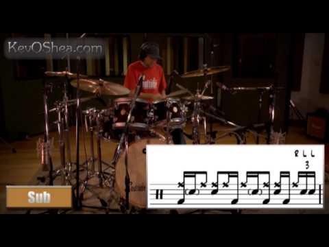 Pablo Gonzalez Gospel Chops | Drum Lesson